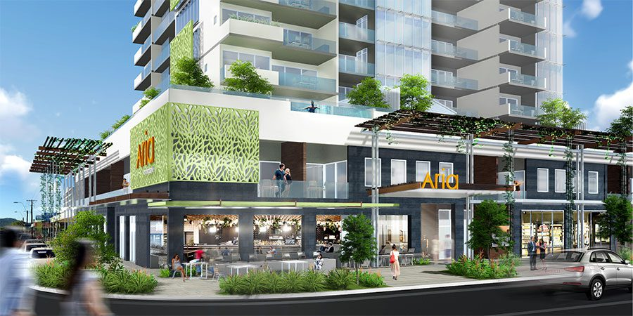 Aria on the Park – Sheridan Street, Cairns